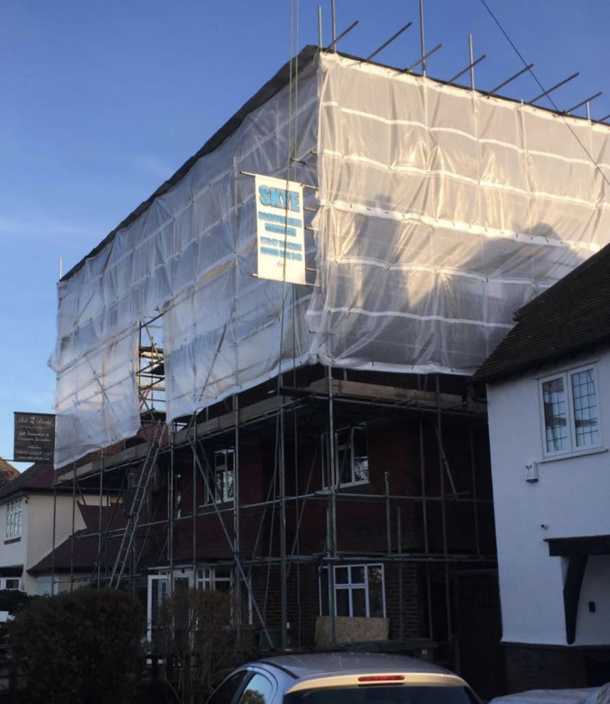 Scaffolding London - Scaffold Hire London - Skye Scaffolding Ltd