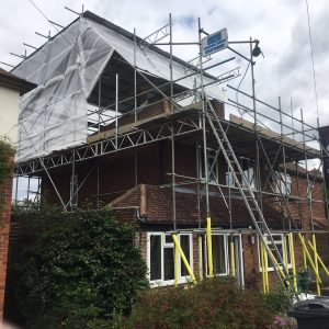 Domestic Scaffolding London - Skye Scaffolding Ltd