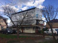 Temporary Roofs London - Skye Scaffolding Ltd