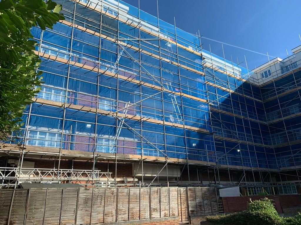 Commercial Scaffolding London - Skye Scaffolding Ltd