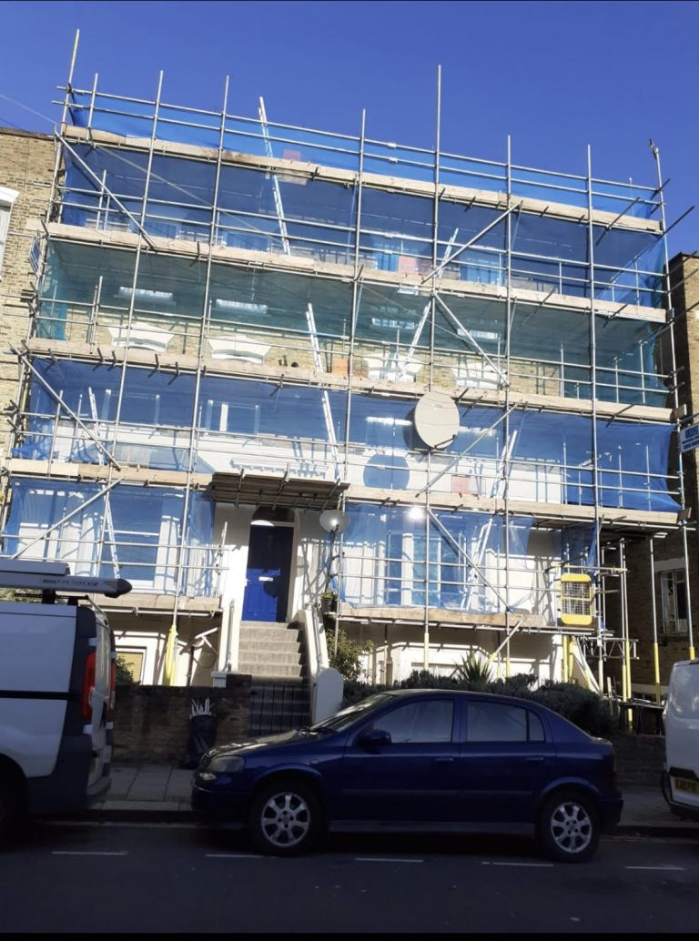 Scaffold Erection London - Skye Scaffolding Ltd